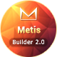 Metis - Responsive Email + MailBuild Online Nulled