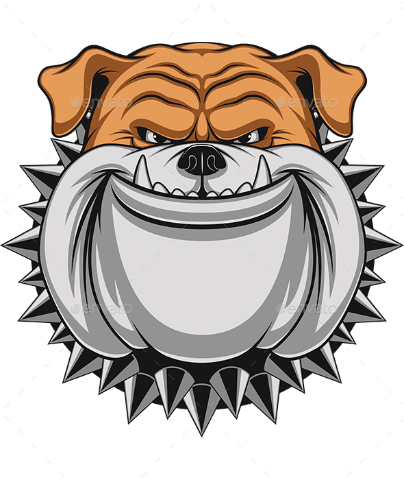 Angry Dog - Animals Characters
