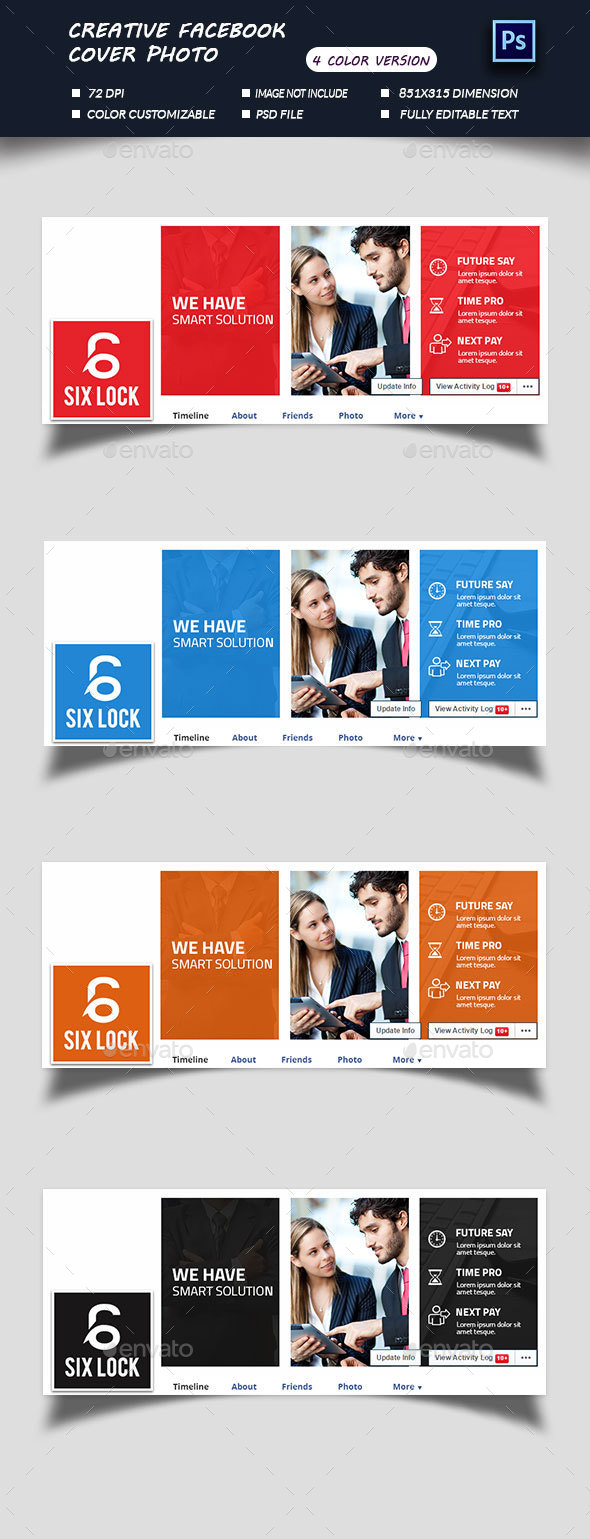 Creative Facebook Cover Photo - Facebook Timeline Covers Social Media