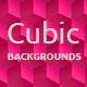 Cubic background - GraphicRiver Item for Sale