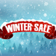 Winter Sales Badge - GraphicRiver Item for Sale