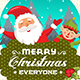 Santa Clause Card - GraphicRiver Item for Sale