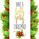 Christmas & Happy New Year Greetings Card - GraphicRiver Item for Sale