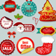 Christmas Sales Badge - GraphicRiver Item for Sale