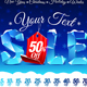 Christmas Discount Card - GraphicRiver Item for Sale