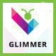 Glimmer - A Responsive Drupal Blog Theme - ThemeForest Item for Sale
