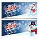 New Year & Christmas Banner - GraphicRiver Item for Sale