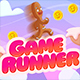 2D Infinity Runner Game Set (Full Version: Background, GUI and Animated Character ) - GraphicRiver Item for Sale