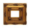 Gold vintage frame - PhotoDune Item for Sale