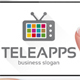 Tele Apps Logo - GraphicRiver Item for Sale