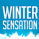 Winter Sensation Party Flyer - GraphicRiver Item for Sale