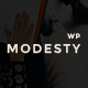 Modesty - MultiPurpose One Page WordPress Theme - ThemeForest Item for Sale