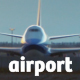 Airport Traffic - VideoHive Item for Sale