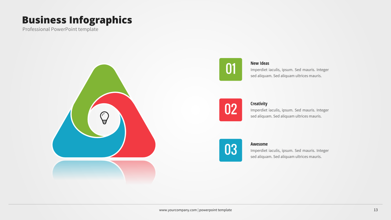 Isa Multipurpose Powerpoint Template By M Duarte Graphicriver