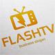 Flash TV Logo - GraphicRiver Item for Sale