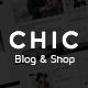 Chic Responsive Blog & WooCommerce WordPress Theme - ThemeForest Item for Sale