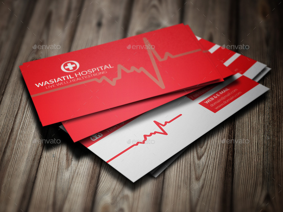 20 Beautiful Doctor Business Card Template Psd Pictures | Business ...