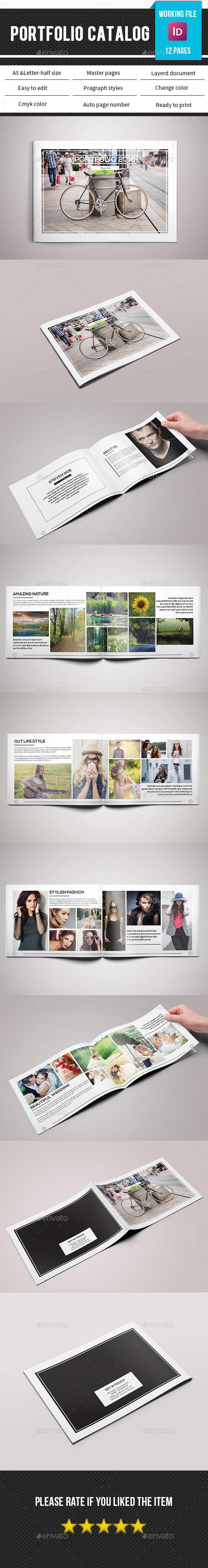 Portfolio Catalog/Brochure-V187 - Catalogs Brochures