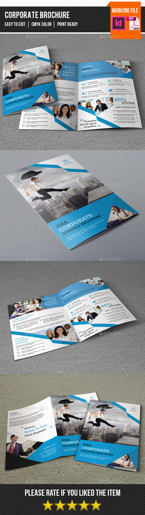 Bifold Corporate Brochure-V332 - Corporate Brochures