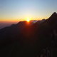 Sunset Mountains & Fog in Switzerland - VideoHive Item for Sale