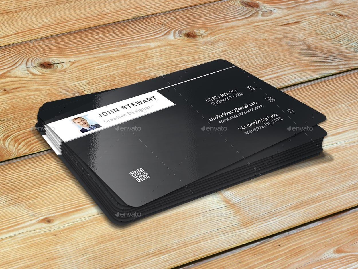 Individual business card by arnabkumar graphicriver individual business card reheart Image collections