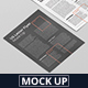 US Letter Flyer Mock-Up - GraphicRiver Item for Sale