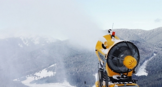 Winter and Ski Resort
