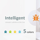 The Analysic Effective Business Templat_Intelligent - GraphicRiver Item for Sale
