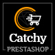 Catchy - Prestashop Responsive Theme - ThemeForest Item for Sale