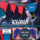 Sneaker Shop Flyer - GraphicRiver Item for Sale