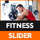 Fitness & Gym Slider