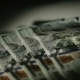 100 Dollars Shot Of Franklin - VideoHive Item for Sale