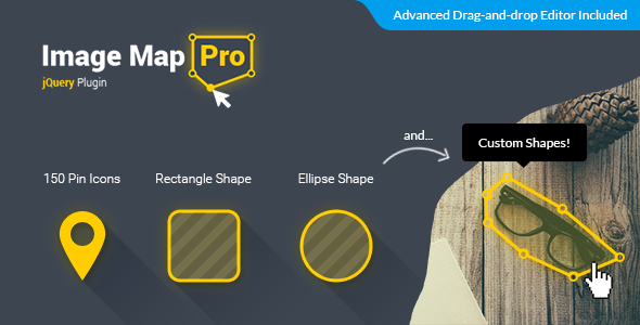 Image Map Pro - jQuery Interactive Image Map Builder - CodeCanyon Item for Sale