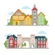 City Images Set - GraphicRiver Item for Sale