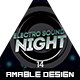 Electro Sound Night Flyer - GraphicRiver Item for Sale