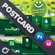 Green Energy Postcard Templates - GraphicRiver Item for Sale