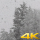 Heavy Snowfall - VideoHive Item for Sale
