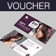 Fashion Gift Voucher 02 - GraphicRiver Item for Sale