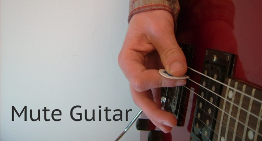 Mute Guitar