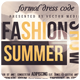 Fashion Show - Flyer [Vol.08] - GraphicRiver Item for Sale