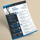 Modern Resume/CV - GraphicRiver Item for Sale