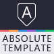 Absolute Template - Powerpoint Presentation - GraphicRiver Item for Sale