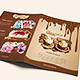 Choco Splash Menu - GraphicRiver Item for Sale