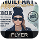 Indie Party Flyer Poster - GraphicRiver Item for Sale
