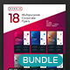 Corporate Flyer Bundle 8 - 18PSD  - GraphicRiver Item for Sale