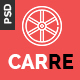 CARRE - Auto Mechanic & Car Repair PSD  Nulled