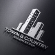 Town & country - GraphicRiver Item for Sale