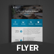 Zelf Corporate Flyer - GraphicRiver Item for Sale