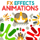 FX Effects Animations - GraphicRiver Item for Sale