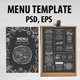 Food Restaurant Template - GraphicRiver Item for Sale